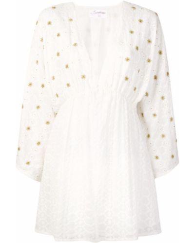 Расклешенное платье летучая мышь Sundress