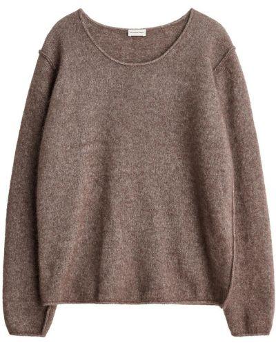 Brązowy sweter By Malene Birger