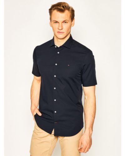 Klasyczna klasyczna koszula Tommy Hilfiger