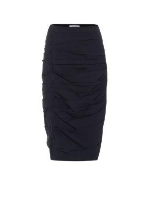 Шерстяная юбка Max Mara