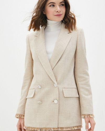 Бежевый пиджак Calista