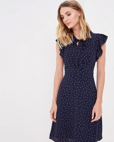 Платье весеннее синее Sugarhill Boutique
