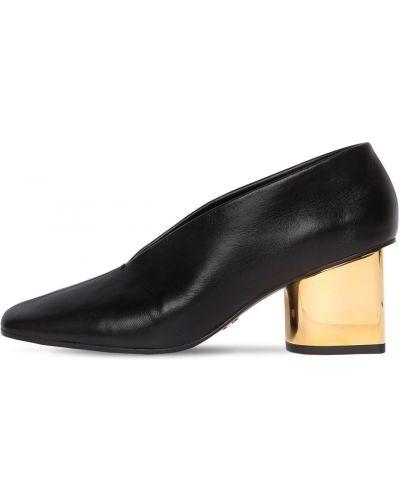 Туфли на каблуке кожаные Proenza Schouler