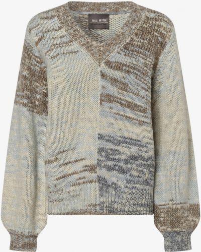 Sweter - niebieski Mos Mosh