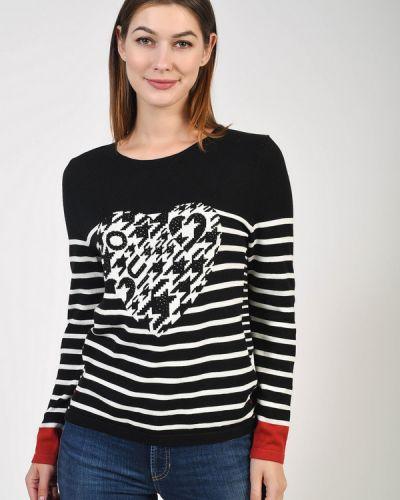 Хлопковый пуловер Ouí