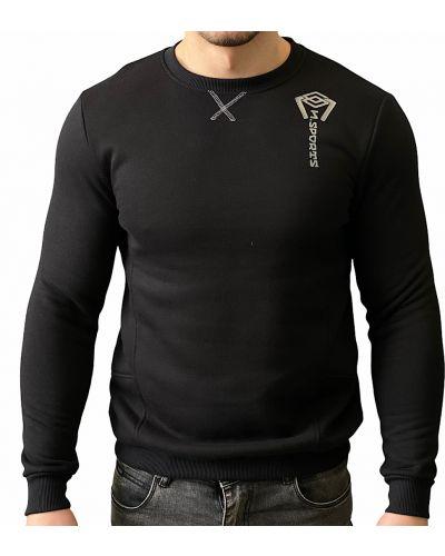 Спортивный свитшот - черный Samo