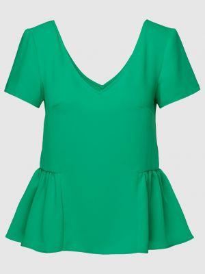 Зеленая блузка P.a.r.o.s.h.