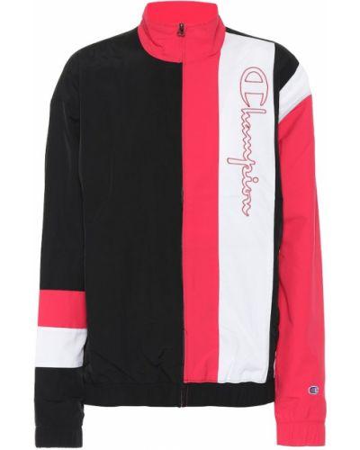 Спортивная куртка с вышивкой Champion