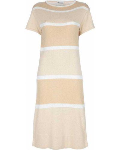 Платье макси винтажное с вырезом Courrèges Pre-owned