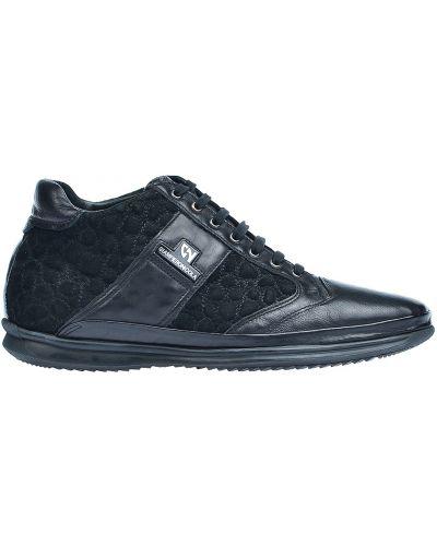 Ботинки осенние кожаные спортивные Giampiero Nicola