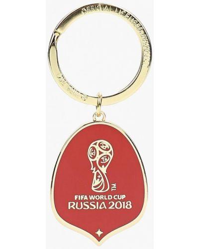 Красный брелок 2018 Fifa World Cup Russia™