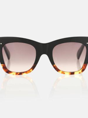 Солнцезащитные очки - черные Celine Eyewear