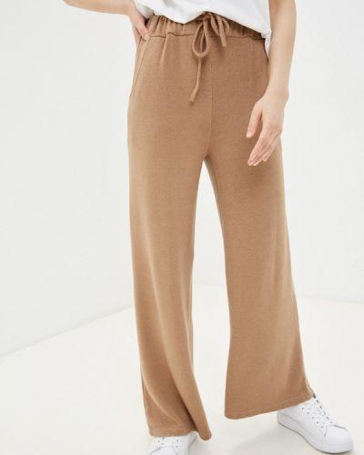 Повседневные бежевые брюки Tantra