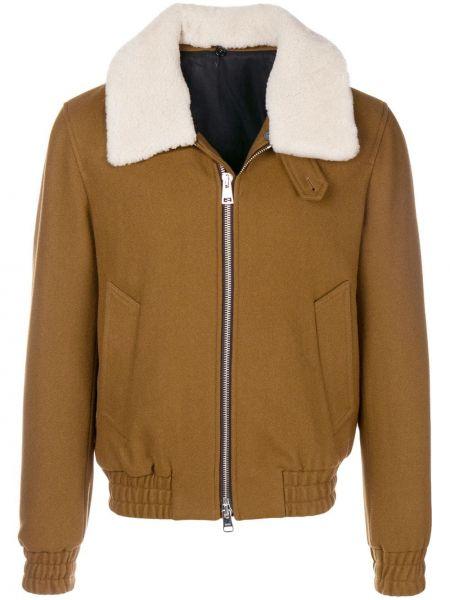 Куртка льняная с манжетами Ami Paris