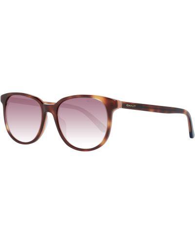 Brązowe okulary Gant