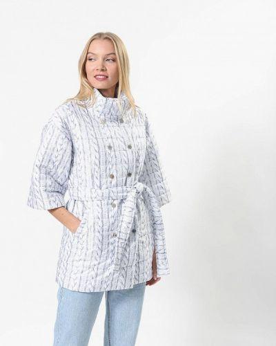 Утепленная куртка - белая Tutto Bene