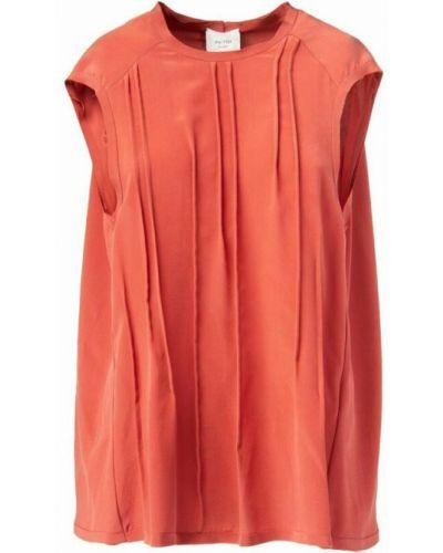 Pomarańczowa koszulka Alysi