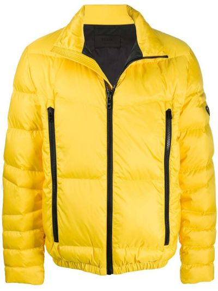 Куртка с карманами Prada