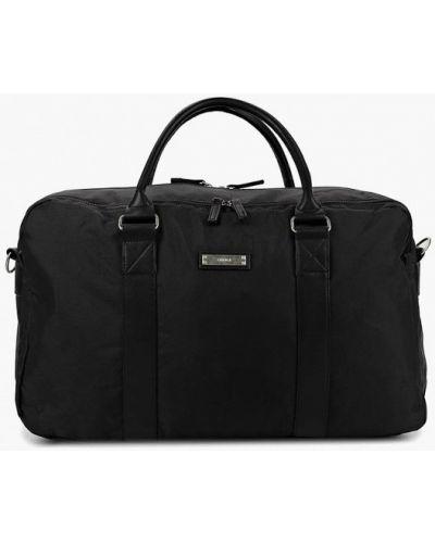 Спортивная сумка черная Carpisa
