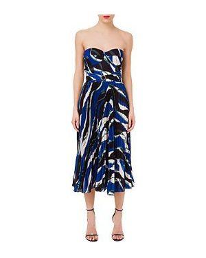 Платье - синее Elisabetta Franchi
