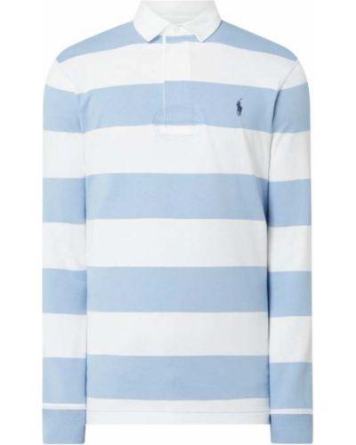 Bawełna niebieski bawełna t-shirt Polo Ralph Lauren