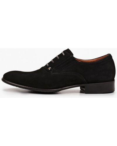 Черные туфли Rossini Roberto