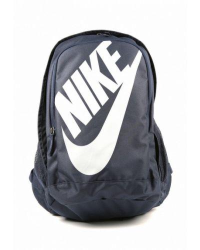 Синий рюкзак из полиэстера Nike