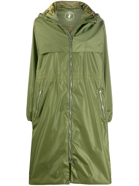 Płaszcz przeciwdeszczowy - zielony Save The Duck