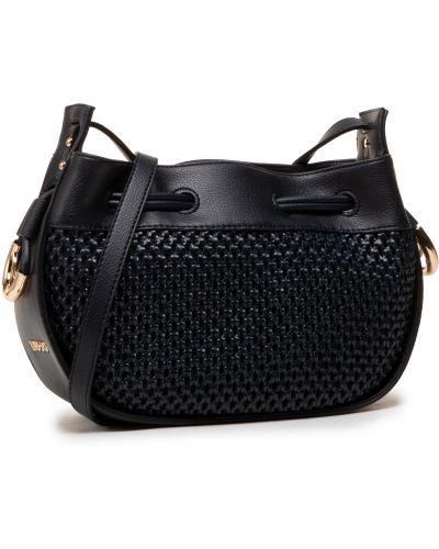 Czarna klasyczna torebka Liu Jo