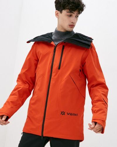 Куртка горнолыжная - оранжевая VÖlkl