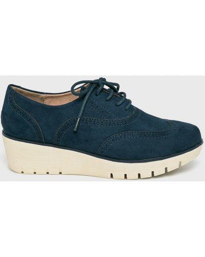 Туфли текстильные Corina