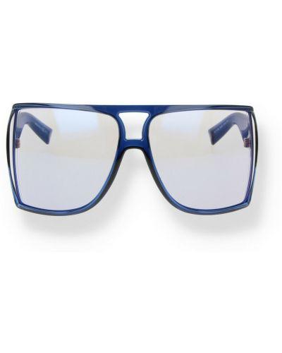 Niebieskie okulary Givenchy