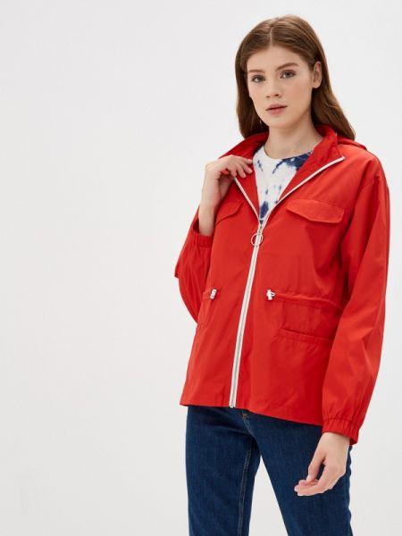 Красная облегченная куртка On Parle De Vous