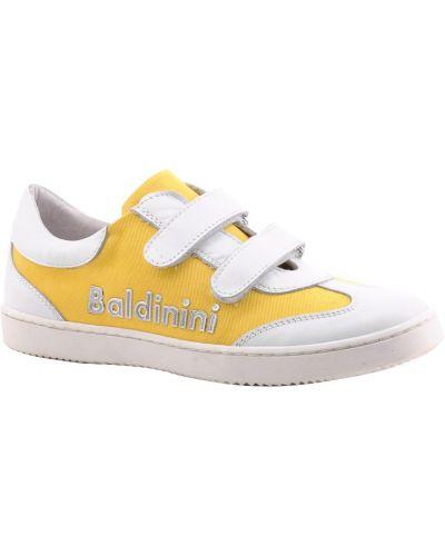 Кроссовки желтый Baldinini