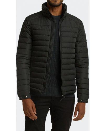 Куртка - черная Superdry