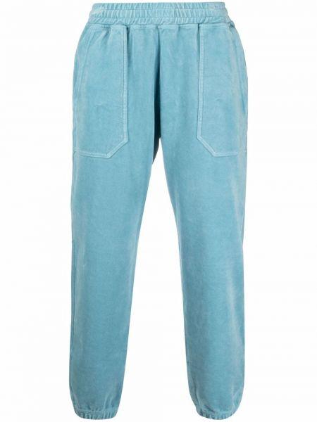 Niebieski dres bawełniany Phipps