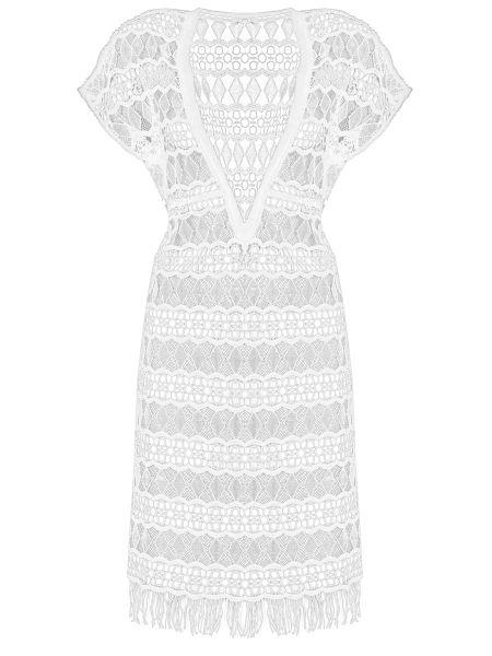 Платье мини миди с декольте Gottex