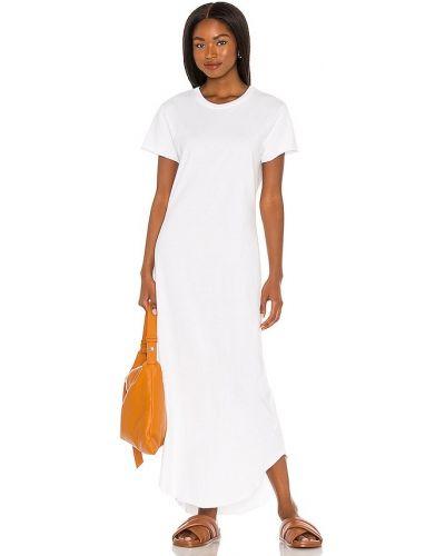 Трикотажное платье - белое Frank & Eileen