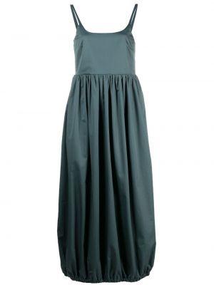 Zielona sukienka bawełniana Tibi