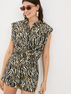 Блузка без рукавов Mbym