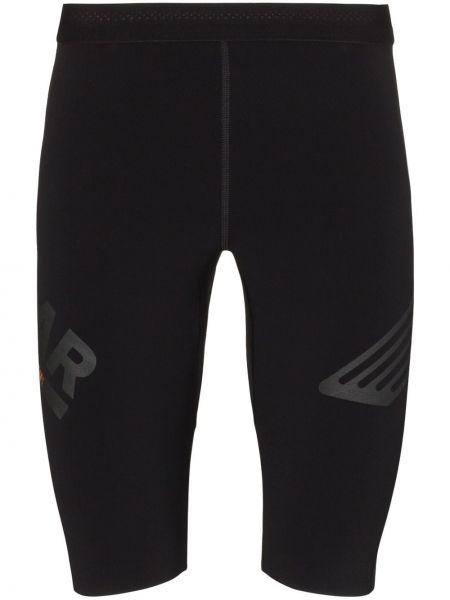 Черные спортивные шорты Soar