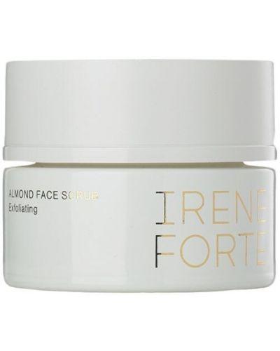 Bezpłatne cięcie skórzany scrub do twarzy czyszczenie przezroczysty Irene Forte Skincare
