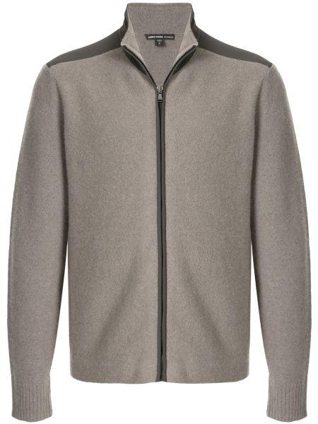 Кашемировый свитер - серый James Perse