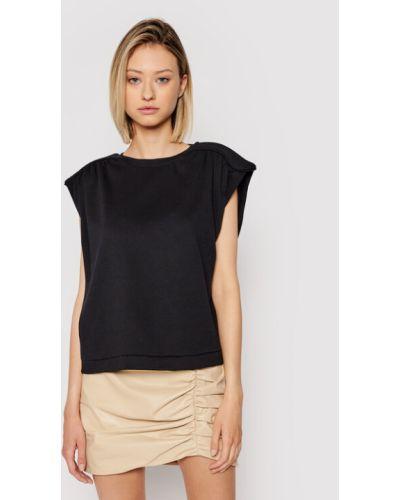 Czarna bluzka Remain