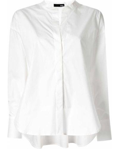 Однобортная рубашка с воротником Frei Ea