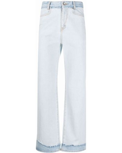 Klasyczne mom jeans - niebieskie Ader Error
