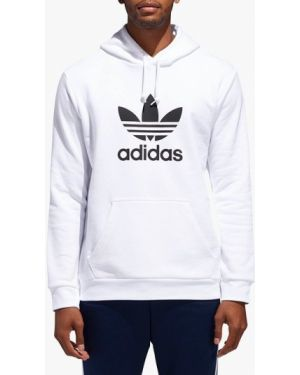 Белая кофта Adidas Originals