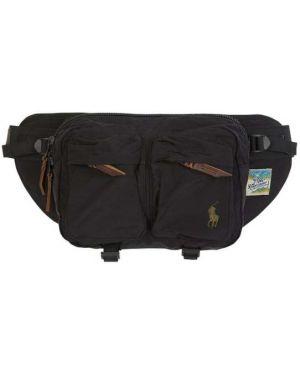 Skórzana torba Polo Ralph Lauren