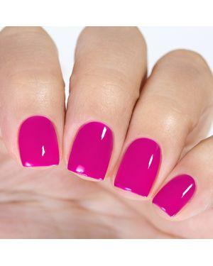 Гель-лак для ногтей малиновый Masura