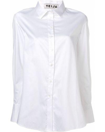 Классическая классическая рубашка на пуговицах Teija